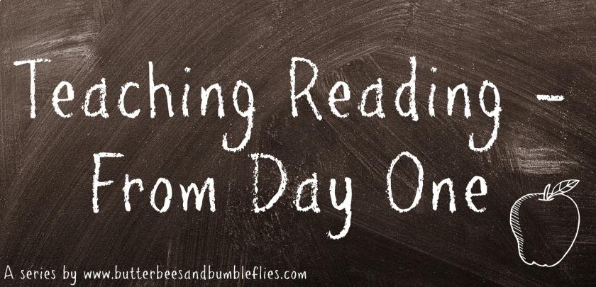 teaching reading series