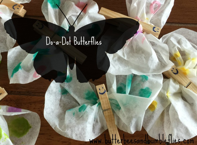 do a dot butterflies