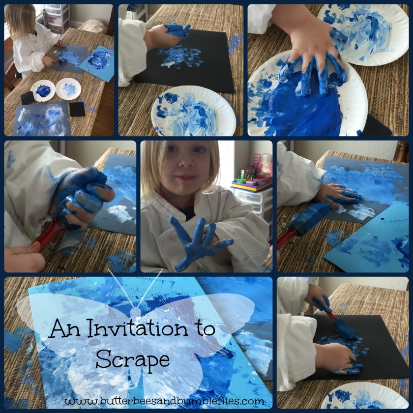 invitation to scrape