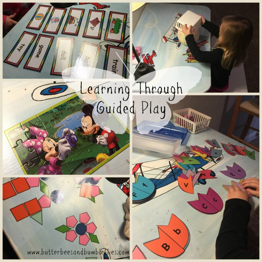 learning through guided play
