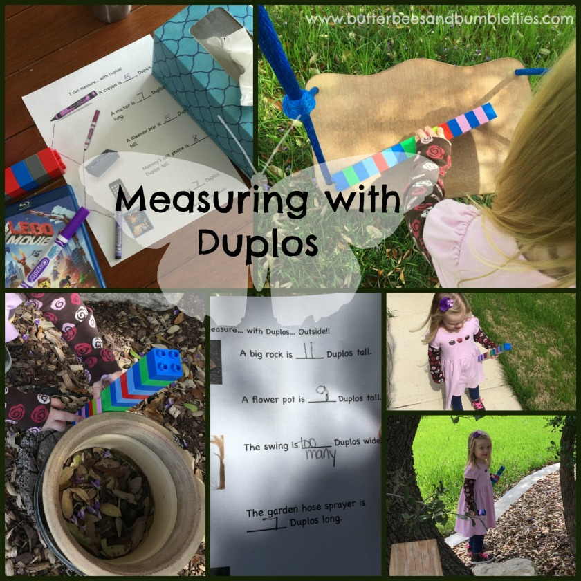 apr 7 measuring with duplos
