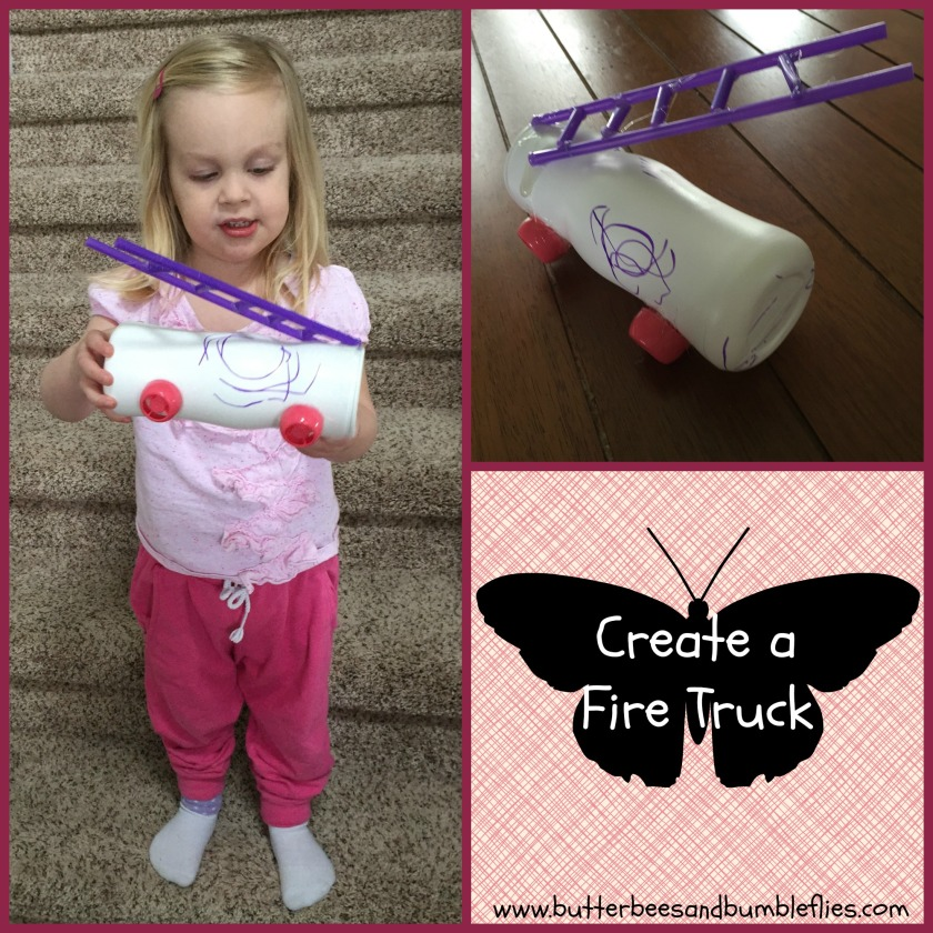 apr 9 mini create a firetruck