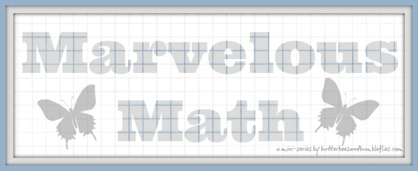 marvelous math header