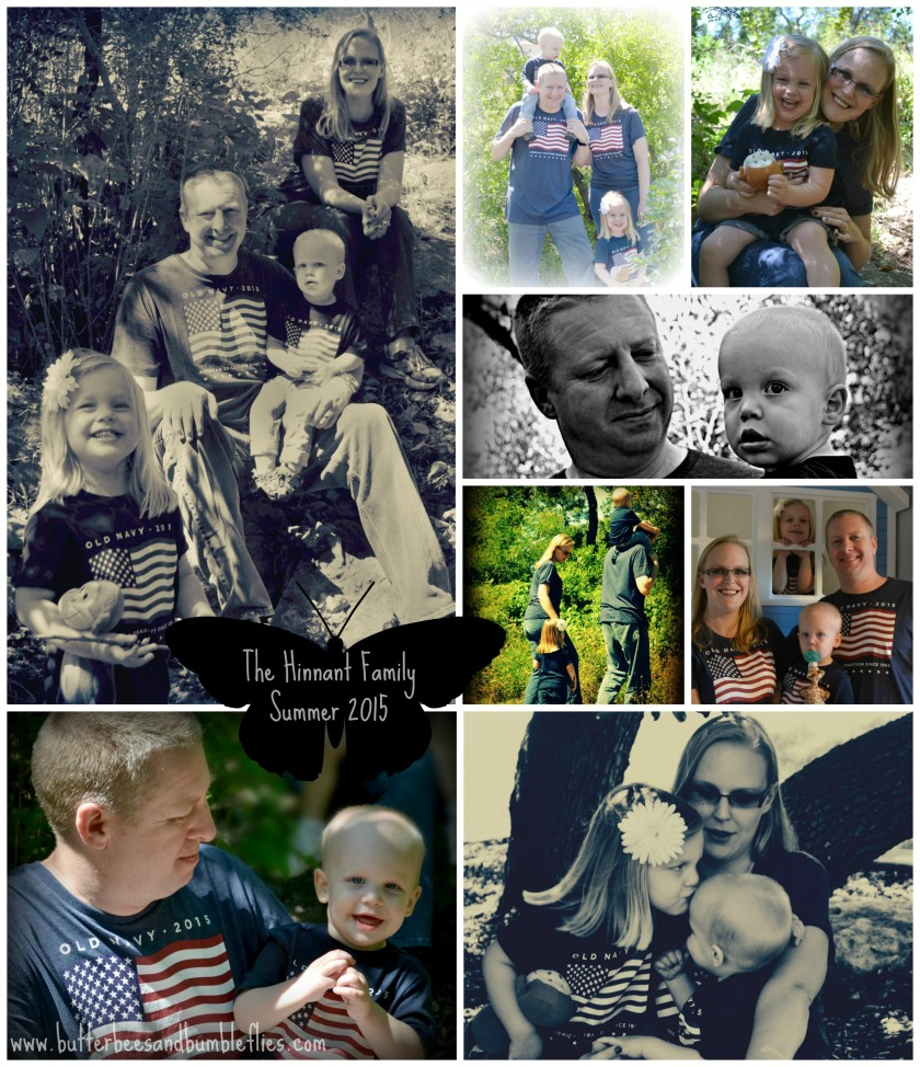 family pics collage