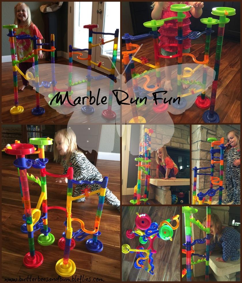 marble run fun