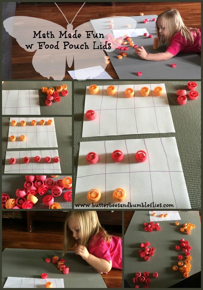 food pouch lids
