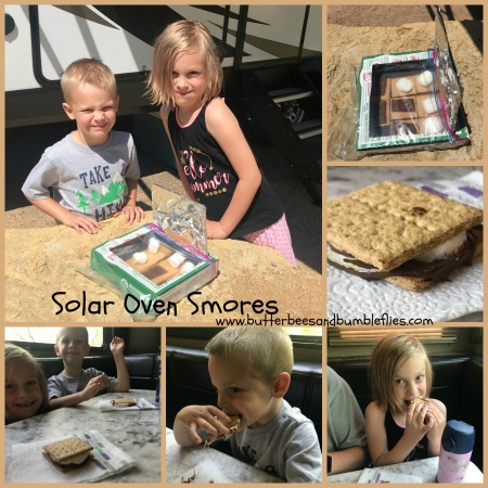 solar oven amores